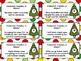 Santa's Sentences- Compound, Complex, and Simple Sentences Task Card Kit