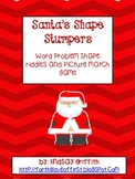 Santa's Shape Riddles