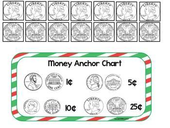 Santa's Shopping List: Adding Money