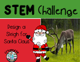Santa's Sleigh Christmas STEM Engineering Challenge