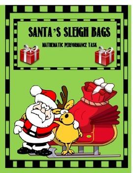 Santa's Sleigh Performance Task