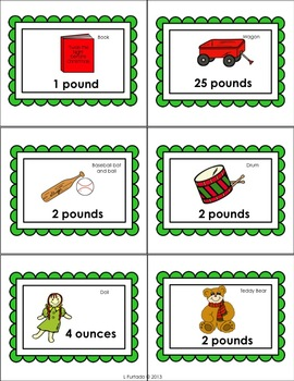 Santa's Sleigh Weigh-In: Open-ended Math Project/Measurement/ Grades 3 - 5