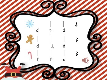 Santa's Stuck {Bundled Set of Melodic Games}
