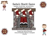 Santa's Stuck! Game for Pronouns - Speech/Language Therapy