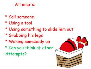 Santa's Stuck Narrative