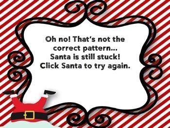 Santa's Stuck {Quarter Rest}