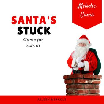 Santa's Stuck {Sol-mi}