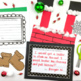 Santa is Stuck Writing Activity | Christmas | Santa Claus | Writing Center