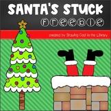Santa's Stuck Freebie