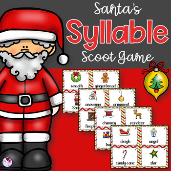 Santa's Syllable Scoot