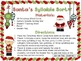 Santa's Syllable Sort FREEBIE!