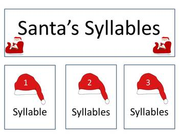 Santa's Syllables