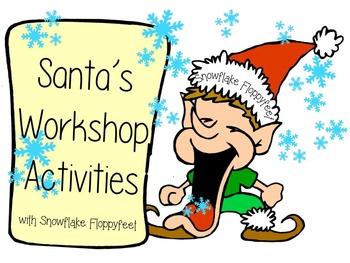 Santa's Synonym Workshop