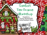 Santa's Ten Frame Workshop