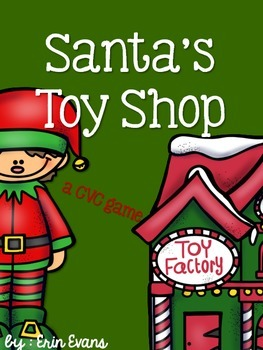 Santa's Toy Shop - A CVC Game