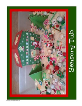 Pre. K.- Kindergarten -Santa's Workshop
