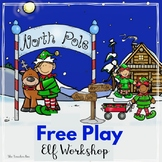 Pre. K.- Kindergarten -Santa's Workshop