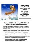 Santa's reindeer character traits