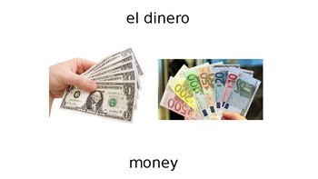 """Santillana Espanol 1, Unidad 3 Guatemala, Desafio 4 """"Las compras"""""""