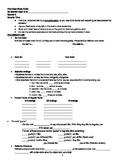 Santillana Español Midterm Exam Study Guide Spanish 2