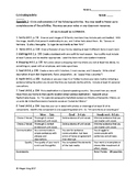 Santillana Spanish 2 & 3 Culminating Activity Choice Task