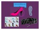 Sapatos e Acessórios (Shoes and Accessories) PowerPoint