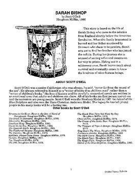 Sarah Bishop Literature Guide