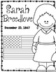 Sarah Breedlove Biography Research Bundle {Report, Trifold