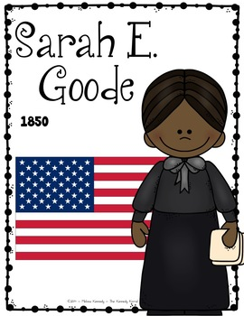 Sarah E. Goode Biography Research Bundle {Report, Trifold, & MORE!}