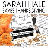 Sarah Hale Literature Guide: How Thanksgiving Became A National Holiday