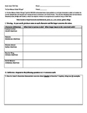 Sarah Jones TED Talk Worksheet (A One Woman Global Village)