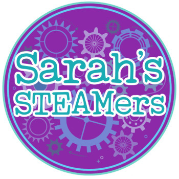 Sarah Magallano Logo and Terms of Use for Digital Products