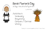Sarah Morton's Day Activities
