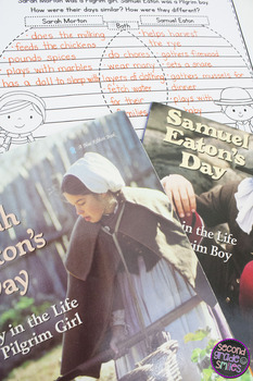 Sarah Morton's Day & Samuel Eaton's Day (Pilgrim Life Book Study)
