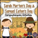 Sarah Morton's Day and Samuel Eaton's Day (Pilgrim Life Book Study)