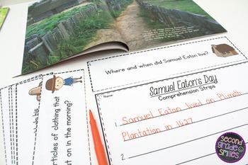 Sarah Morton's Day and Samuel Eaton's Day (Pilgrim Life Book Study)