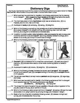 Sarah, Plain and Tall Teaching Guide