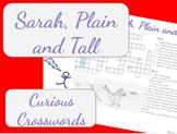 Sarah, Plain and Tall Activity Worksheet