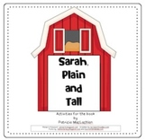 Sarah, Plain and Tall (Compatible with 3rd Grade Journeys)