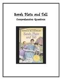 Sarah Plain and Tall Comprehension Questions (third grade)