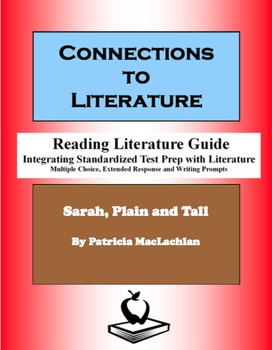 Sarah, Plain and Tall-Reading Literature Guide