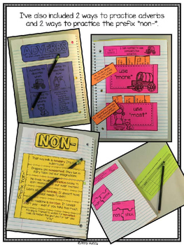 Sarah, Plain and Tall (Interactive Notebook Pages)