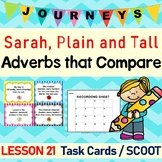 Sarah, Plain and Tall (Journeys L.21, 3rd Grade) ADVERBS T