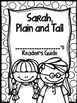 Sarah, Plain and Tall Journey's Supplemental Activities - Third Grade Lesson 21