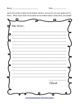 Sarah, Plain and Tall Literary Kit:  Activities, Projects, & Test Questions