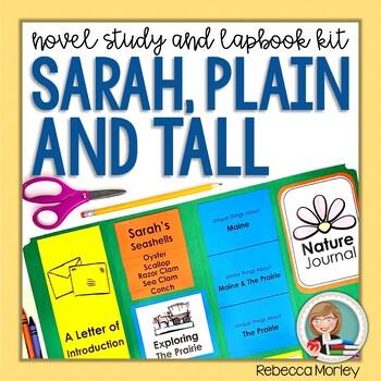 """Sarah, Plain and Tall"" Novel Study"