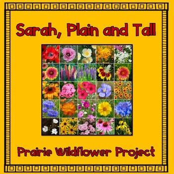 Sarah, Plain and Tall:  Prairie Wildflower Project