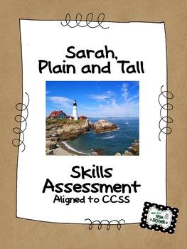 Sarah, Plain and Tall Skills Assessment