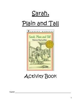 Sarah, Plain and Tall Student Activity Book