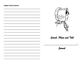 Sarah, Plain and Tall Student Workbook